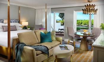 Lanai 1 King Bed (Beach House)