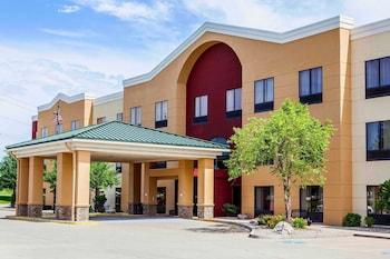 Hotel - Comfort Suites Springfield
