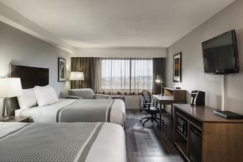 Standard Twin Room, 2 Queen Beds, Accessible