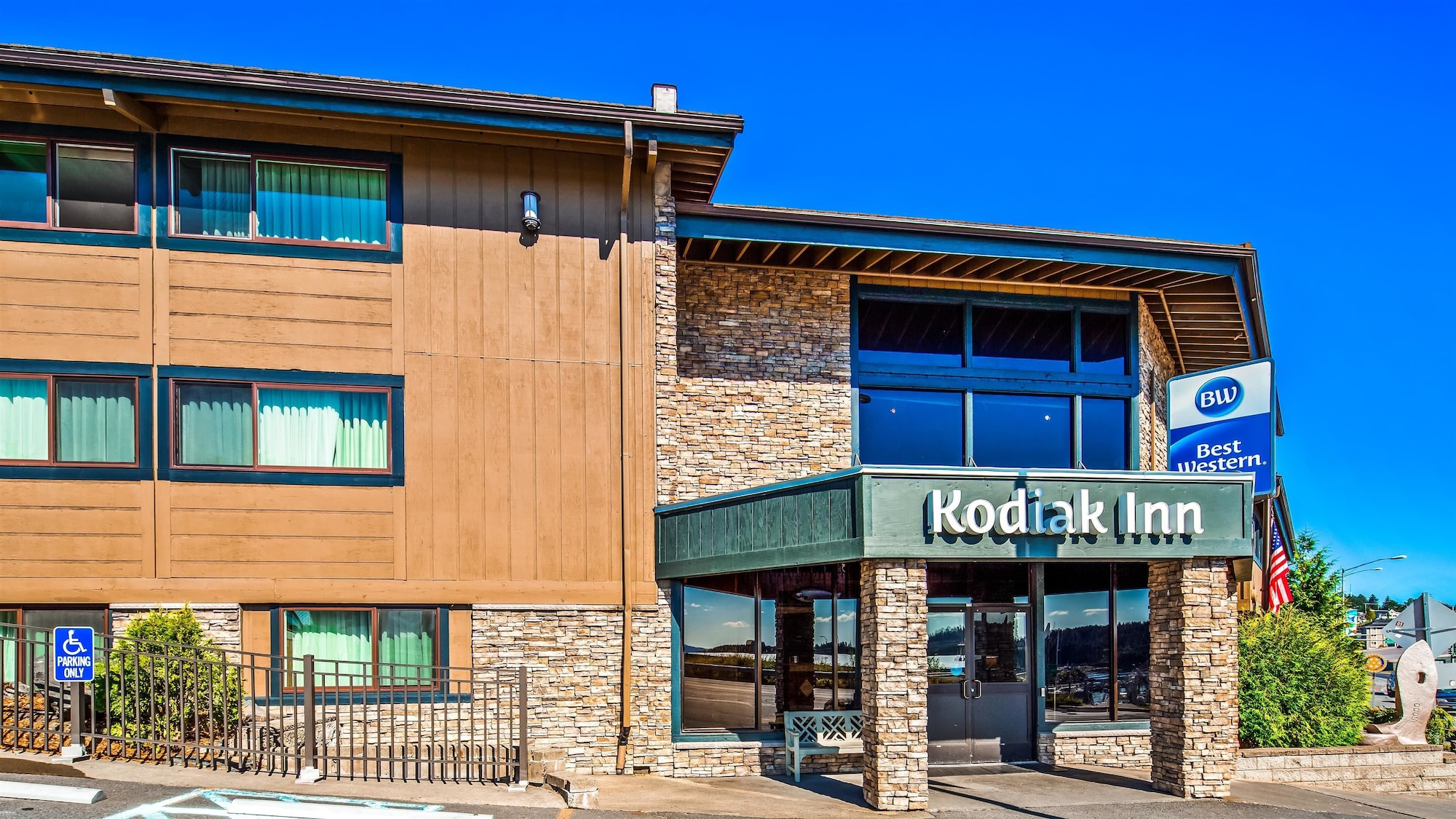 Best Western Kodiak Inn And Convention Center, Kodiak Island