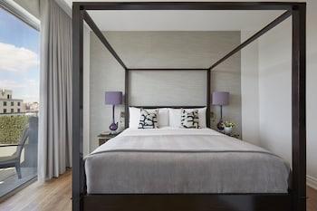 Luxury Suite, Terrace