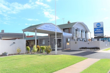 貝斯特韋斯特達伯格市汽車旅館 Best Western Bundaberg Cty Mtr Inn