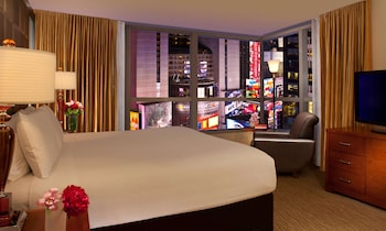Superior Room, 1 King Bed (Time Square View)