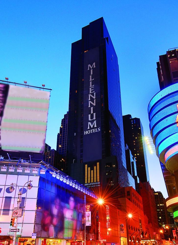 Millennium Broadway Hotel New York Booking