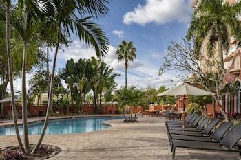 塞普勒斯克里克勞德代爾堡喜來登套房 Sheraton Suites Fort Lauderdale at Cypress Creek