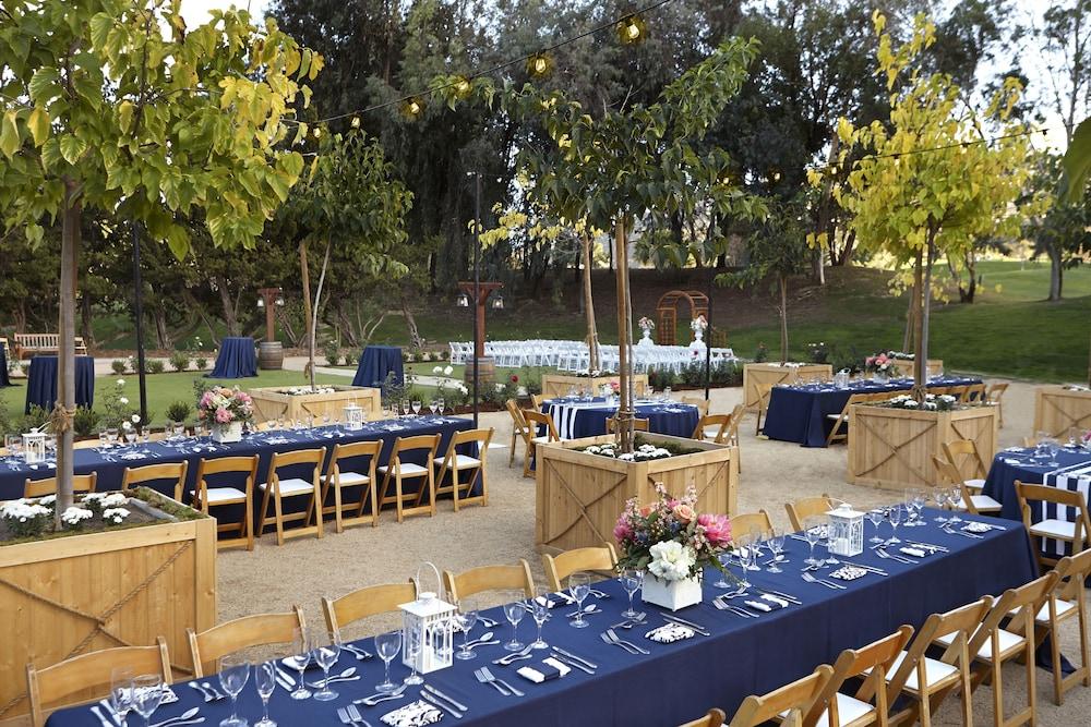 Outdoor Wedding Area