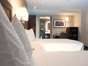 Deluxe Double Room, 2 Double Beds, Non Smoking
