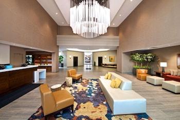 北西雅圖林伍德希爾頓大使套房飯店 Embassy Suites by Hilton Seattle North Lynnwood