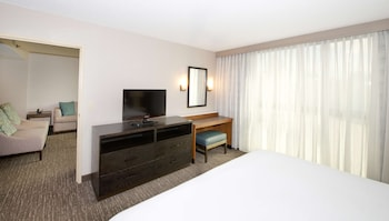Suite, 1 King Bed, Non Smoking (Hospitality)
