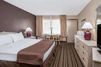 Room, 1 King Bed, Accessible, Non Smoking (Mobility/Hearing, Roll-in shower)