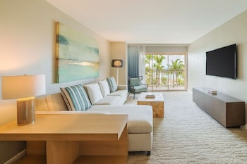 Executive Suite (Garden and Pool View)