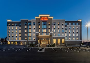 Hotel - Hampton Inn & Suites Newport/Cincinnati