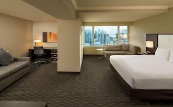 Skyline View Junior Suite, 1 King Bed