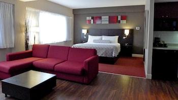 Junior Suite, 1 Queen Bed, Non Smoking