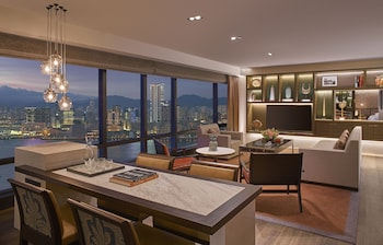 Hotel - Grand Hyatt Hong Kong