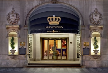 The Omni King Edward Hotel