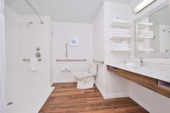 Hampton Inn by Hilton Emporia - Bathroom  - #0