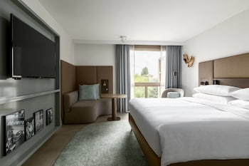 Deluxe Room, 1 King Bed (Guest)