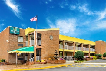 Hotel - Quality Inn Mt. Vernon
