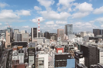 MITSUI GARDEN HOTEL GINZA PREMIER View from Room