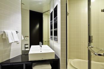 MITSUI GARDEN HOTEL GINZA PREMIER Bathroom