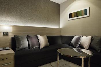 MITSUI GARDEN HOTEL GINZA PREMIER Living Area