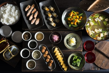 MITSUI GARDEN HOTEL GINZA PREMIER Breakfast Meal