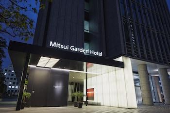 MITSUI GARDEN HOTEL GINZA PREMIER Property Entrance