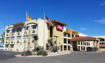 阿爾伯克基紅屋頂飯店 - 中城 Red Roof Inn Albuquerque– Midtown