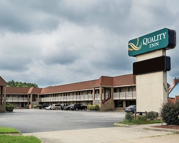 小溪凱藝飯店 Quality Inn Little Creek