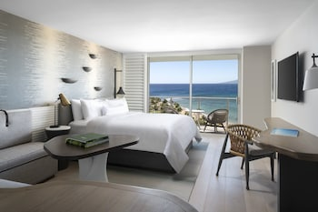 Luxury Room, 1 King Bed with Sofa bed, Ocean View
