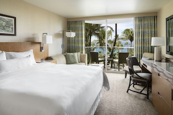 Room, 1 King Bed, Ocean View, Tower