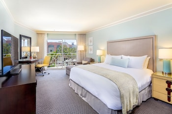 Room, 1 King Bed, Resort View (Roll In Shower)