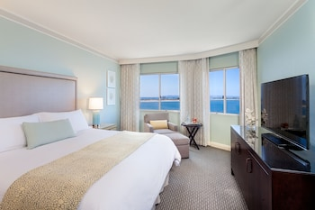 Suite, 1 King Bed, View (Roll In Shower)