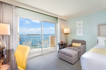 Room, 2 Double Beds, View (Coronado)