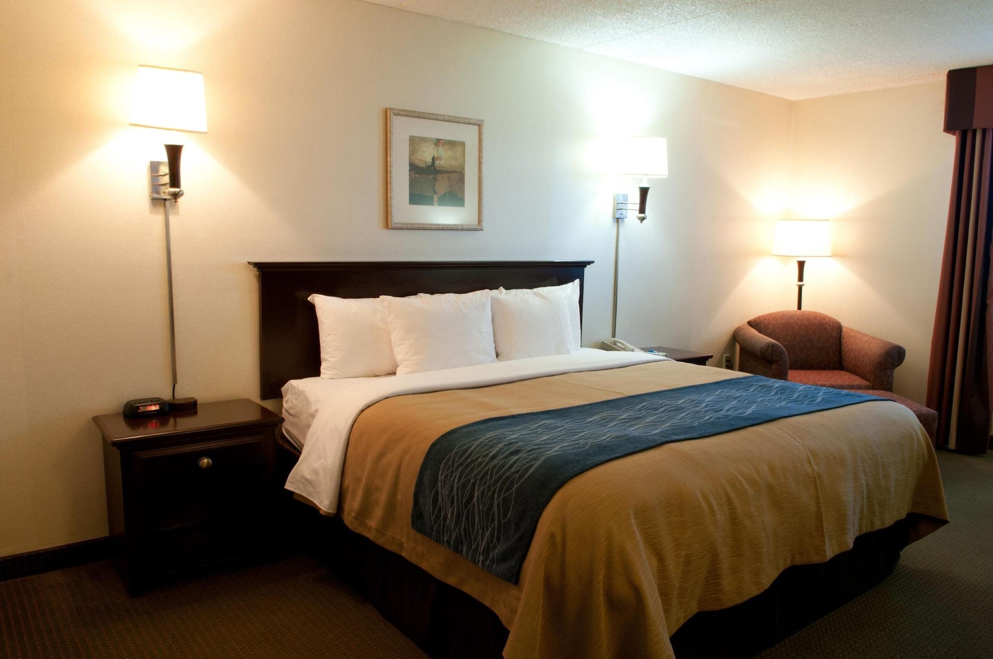 Comfort Inn Las Vegas, San Miguel