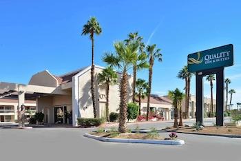 印地歐 I-10 凱藝套房飯店 Quality Inn & Suites Indio I-10