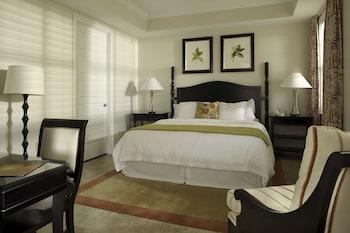 Room, 2 Bedrooms, Balcony, Garden View