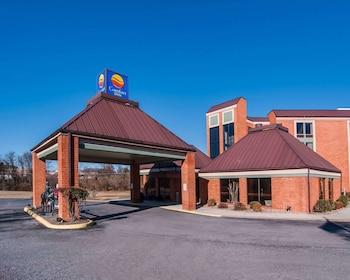 Hotel - Comfort Inn Virginia Horse Center