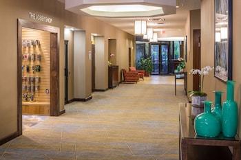 Interior Entrance at Marriott Tampa Westshore in Tampa