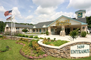 Hotel - Quality Inn & Suites Biltmore East