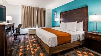 東北印地安波利斯城貝斯特韋斯特修爾住宿普拉斯飯店 SureStay Plus Hotel by Best Western Indianapolis Northeast