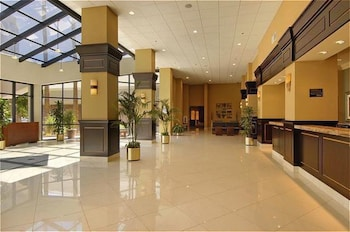 Lobby at Wyndham Garden Phoenix Midtown in Phoenix