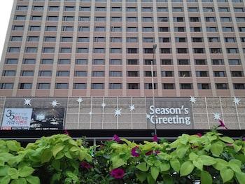 西方最佳首爾花園飯店