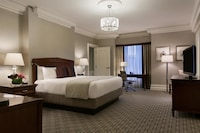 Suite, 1 King Bed with Sofa bed, Park View (Copley Square Park View)