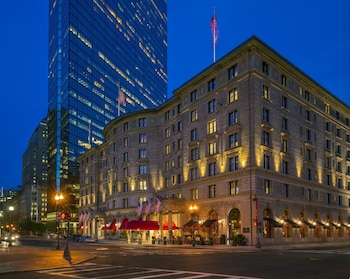 Hotel - Fairmont Copley Plaza, Boston