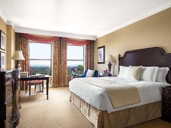 Executive Room, 1 King Bed (Langham Club King)
