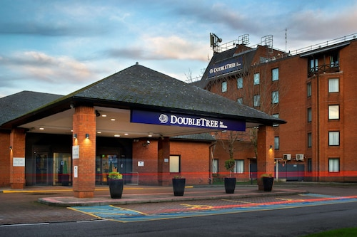 . DoubleTree by Hilton Manchester Airport