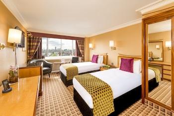Club Room, 2 Twin Beds