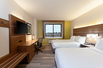 Executive Room, 2 Double Beds, Non Smoking, View
